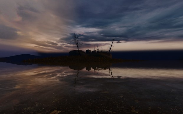 The Lone Island