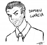 Damien Garcia Character Art