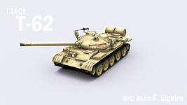 T-62 For Iraq
