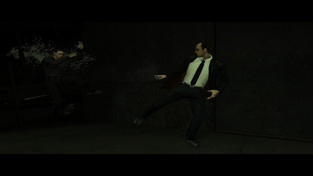 Smith Vs. Neo in action.