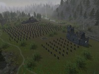 Cemetery of the heroes