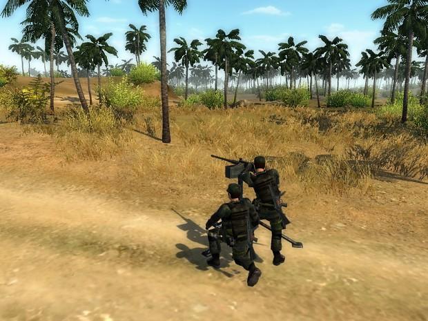 M2hb machinegun