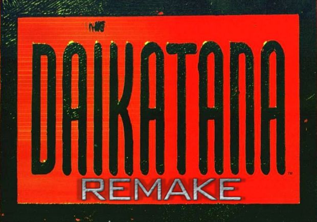 Logo for Daikatana Remake
