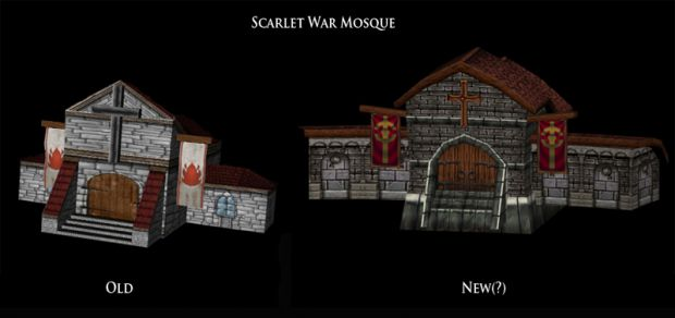 New Scarlet Crusade Models: