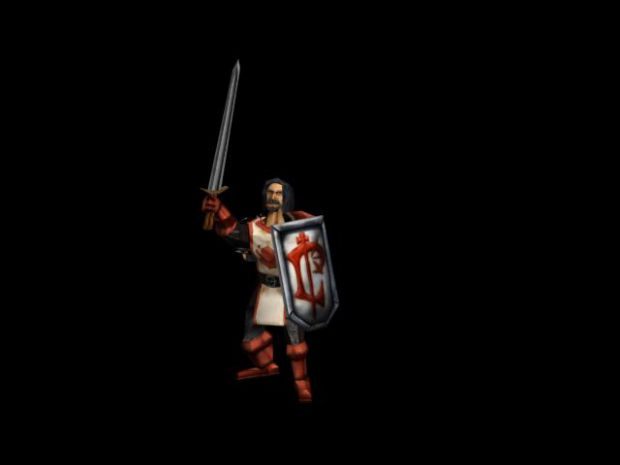 Work in Progress: Scarlet Crusade Models