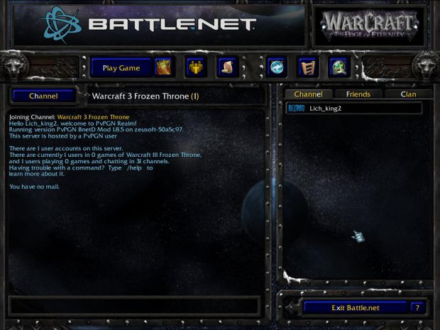 Just a small update image - Warcraft III - The Edge of