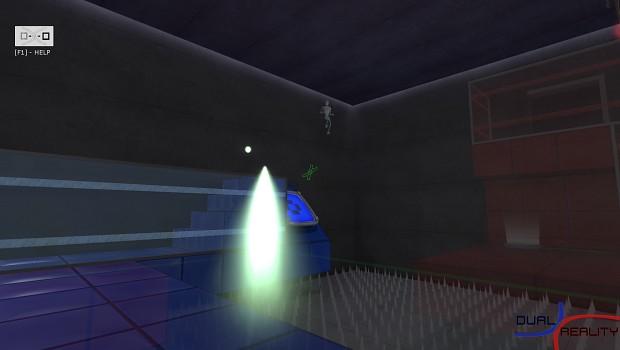 A screenshot from upcoming tech demo.