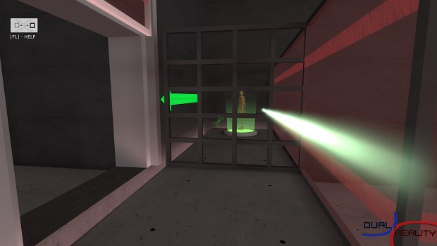 A screenshot from upcoming tech demo.