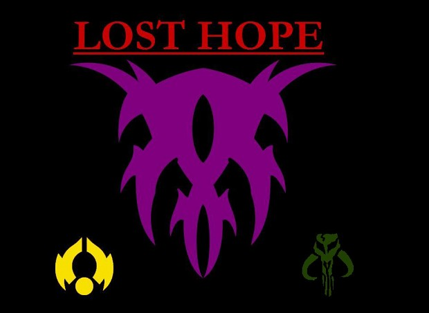 Lost Hope Title Screen