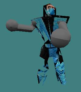 New Ninja version (need improve)