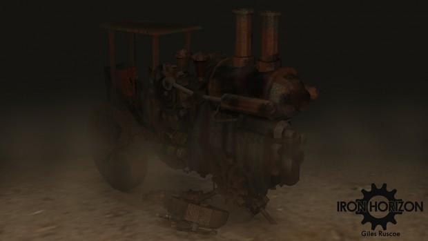 Mining Train