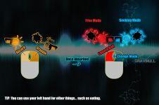 GraviNULL Controls
