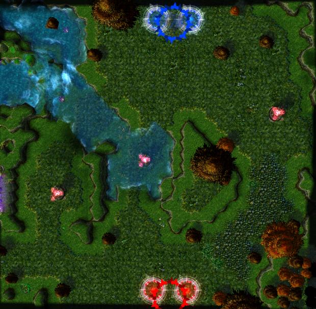 World Editor Map image Manifest mod for Warcraft III Frozen Throne Mod DB