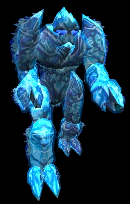 Greater Ice Golem