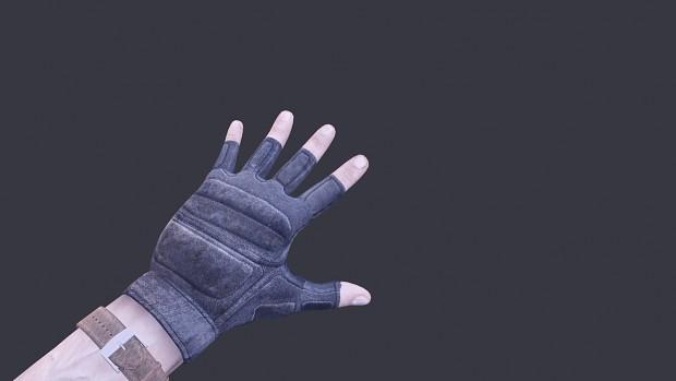 Player Hand Model