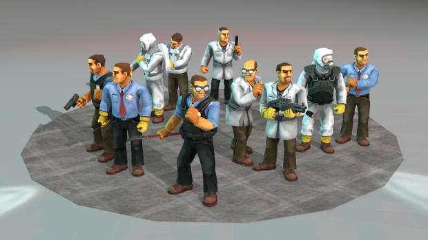 New Science Team Designs