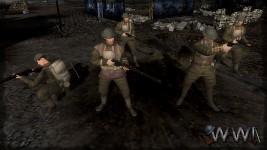 BEF infantry