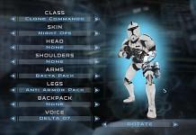 New Clone skins