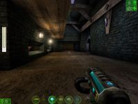 WIP - Weapon/Ammo/Health HUD