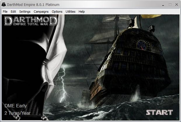 The DarthMod Empire Launcher made by HusserlTW