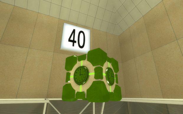 Clock Cube Update