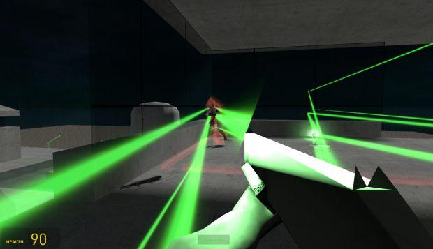 Laser kill