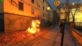 Half-Life 2 MMod : Recent stuff