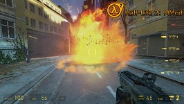 Half-Life 2 : MMod - Explosion Effect