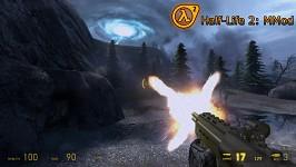 Half-Life 2 : MMod - SMG Muzzleflash