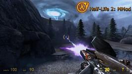 Half-Life 2 : MMod - AR2 Muzzleflash