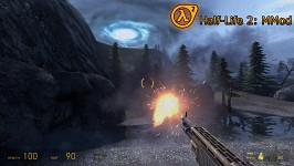 Half-Life 2 : MMod - Shotgun Primary Fire