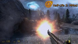 Half-Life 2 : MMod - Shotgun Secondary Fire