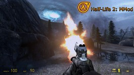 Half-Life 2 : MMod - Desert Eagle & Muzzleflash