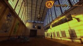 Half-Life 2 : MMod - Post Processing Shaders