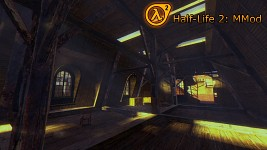 Half-Life 2 : MMod - Post Processing Shaders