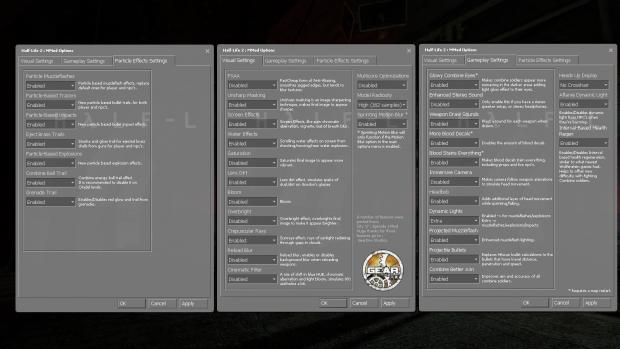 Half-Life 2 MMod : Play It Your Way!