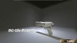 DC-15s Sidearm WIP