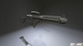 E-11 Blaster Rifle
