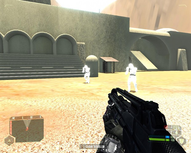 First Clonetroopers ingame