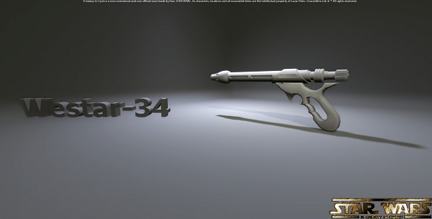 Westar-34 WIP