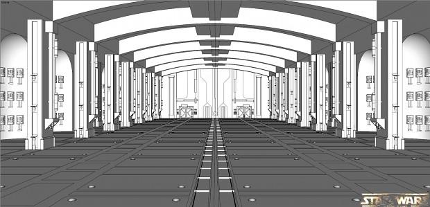 Naboo Hangar