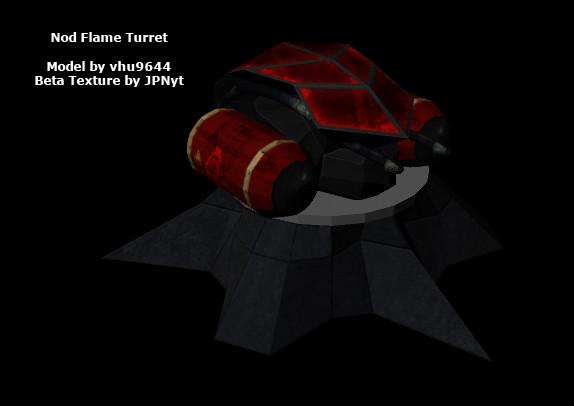Nod Flame Turret
