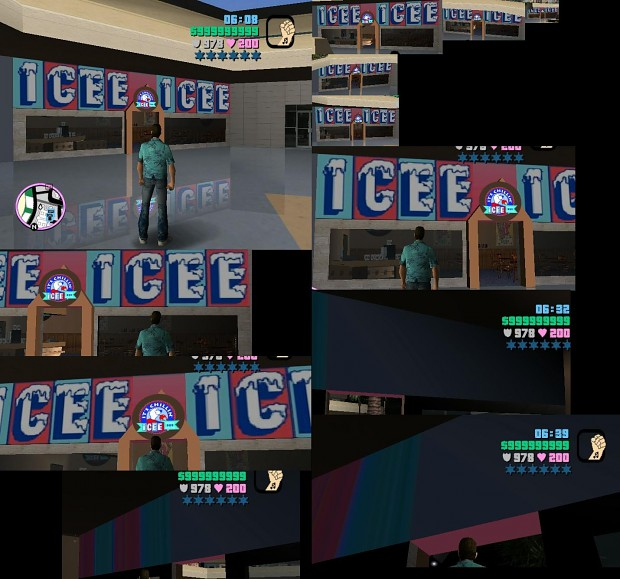 Icee Replacement Textures For Tarbrush Cafe Signs