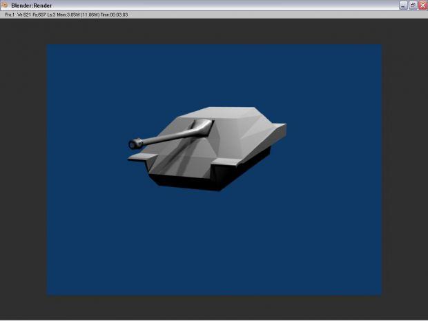 Jagdpanther W.I.P
