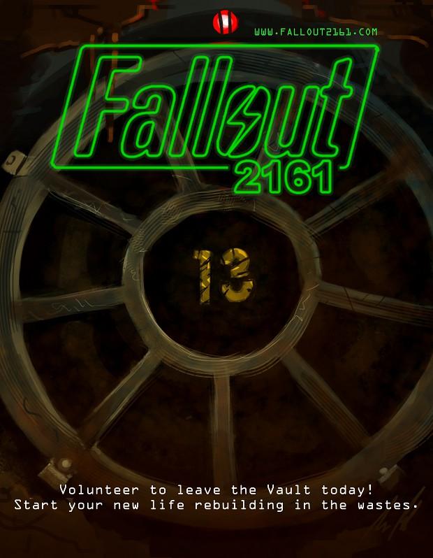 Vault 13 Flyer