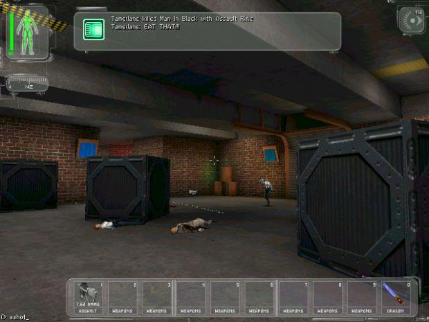Arena screenshots