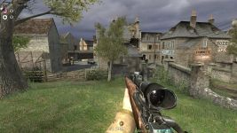 Up to Carentan
