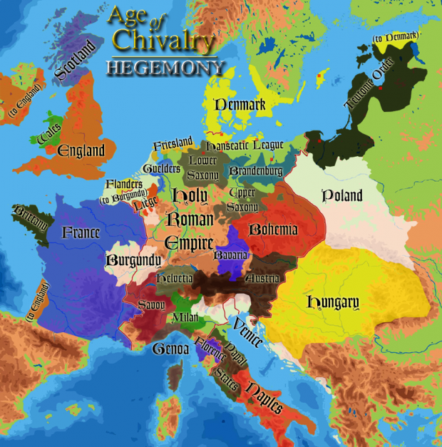 Age of Chivalry: Hegemony