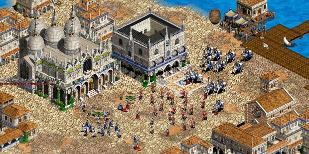 Raiding Venice