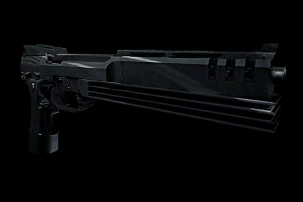 Auto-9 Pistol